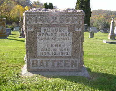 BATTEEN, AUGUST - Allamakee County, Iowa | AUGUST BATTEEN