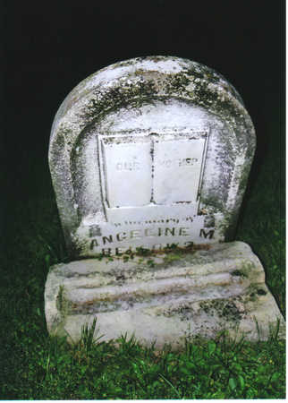 BELLOWS, ANGELINE MARY - Allamakee County, Iowa | ANGELINE MARY BELLOWS