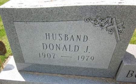 BOLLMAN, DONALD J. - Allamakee County, Iowa | DONALD J. BOLLMAN