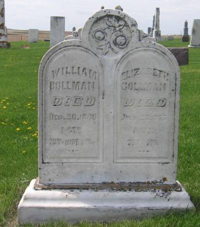 BOLLMAN, WILLIAM - Allamakee County, Iowa   WILLIAM BOLLMAN