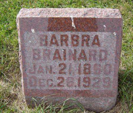 BRAINARD, BARBRA - Allamakee County, Iowa | BARBRA BRAINARD