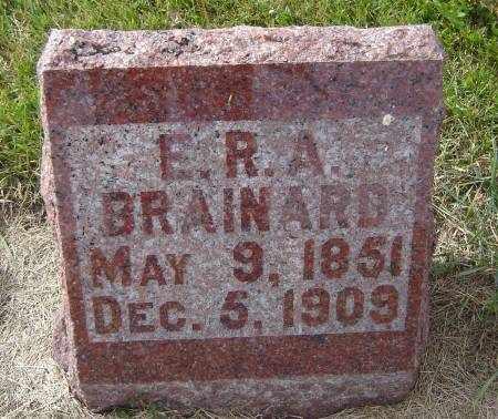 BRAINARD, E. R. A. - Allamakee County, Iowa | E. R. A. BRAINARD