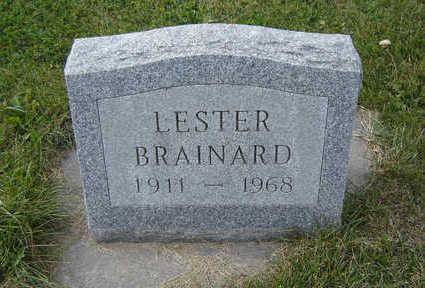 BRAINARD, LESTER - Allamakee County, Iowa | LESTER BRAINARD