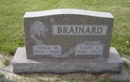 BRAINARD, RALPH A. - Allamakee County, Iowa | RALPH A. BRAINARD