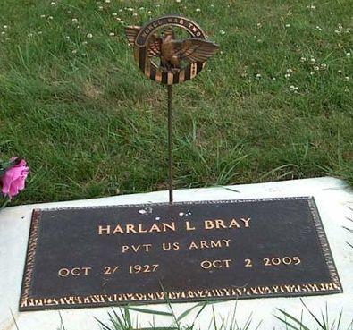 BRAY, HARLAN L. - Allamakee County, Iowa | HARLAN L. BRAY