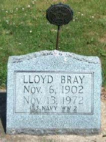 BRAY, LLOYD - Allamakee County, Iowa | LLOYD BRAY