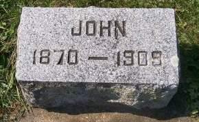 BRESNAHAN, JOHN - Allamakee County, Iowa   JOHN BRESNAHAN