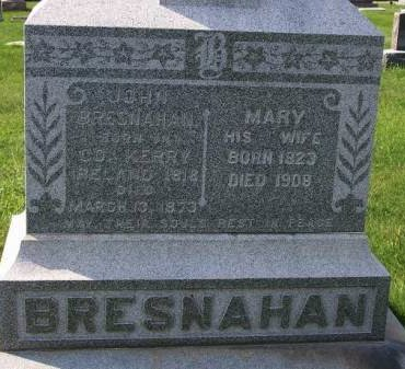 FLYNN BRESNAHAN, MARY - Allamakee County, Iowa | MARY FLYNN BRESNAHAN