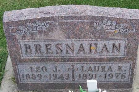 BRESNAHAN, LEO - Allamakee County, Iowa | LEO BRESNAHAN