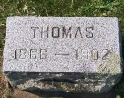 BRESNAHAN, THOMAS - Allamakee County, Iowa | THOMAS BRESNAHAN