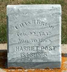 POST, HARRIET - Allamakee County, Iowa | HARRIET POST