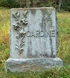 CARDINE, RODA - Allamakee County, Iowa | RODA CARDINE