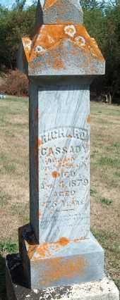 CASSADY, RICHARD - Allamakee County, Iowa | RICHARD CASSADY