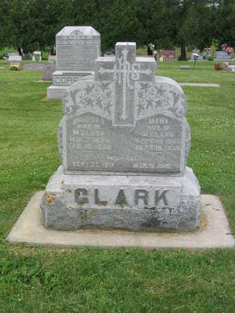 HOEY BRADY CLARK, MARY - Allamakee County, Iowa | MARY HOEY BRADY CLARK