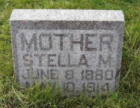 UHLE COOK, STELLA M. - Allamakee County, Iowa | STELLA M. UHLE COOK