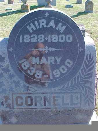 CORNELL, MARY - Allamakee County, Iowa | MARY CORNELL