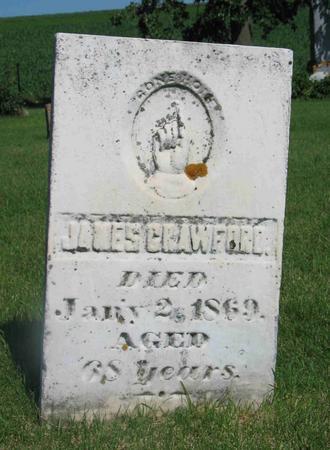 CRAWFORD, JAMES - Allamakee County, Iowa | JAMES CRAWFORD