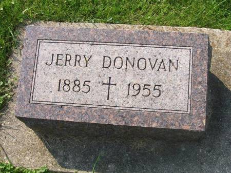 DONOVAN, JERRY - Allamakee County, Iowa | JERRY DONOVAN