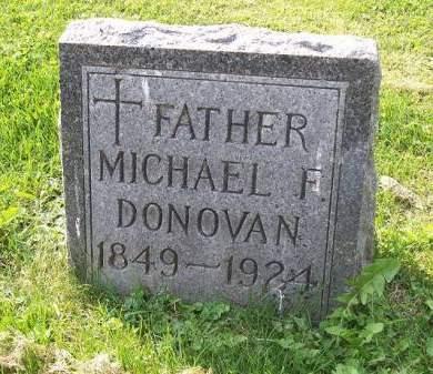 DONOVAN, MICHAEL - Allamakee County, Iowa | MICHAEL DONOVAN