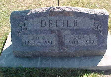 DREIER, EMMA R. - Allamakee County, Iowa | EMMA R. DREIER