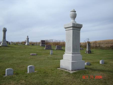 EATON, FAMILY STONES - Allamakee County, Iowa | FAMILY STONES EATON