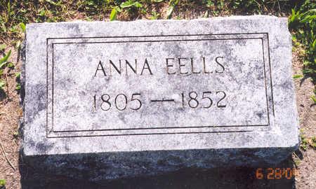 EELLS, ANNA - Allamakee County, Iowa | ANNA EELLS