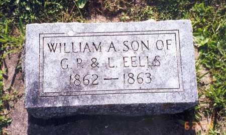 EELLS, WILLIAM A. - Allamakee County, Iowa | WILLIAM A. EELLS