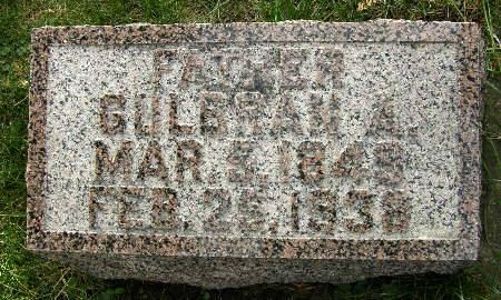 ENGEN, GULBRAN A. - Allamakee County, Iowa   GULBRAN A. ENGEN
