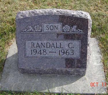 EVERMAN, RANDALL C. - Allamakee County, Iowa | RANDALL C. EVERMAN