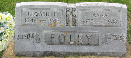 FOLEY, EDWARD F. - Allamakee County, Iowa | EDWARD F. FOLEY