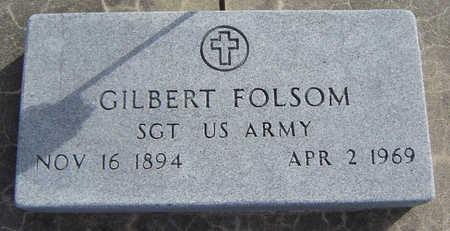 FOLSOM, GILBERT - Allamakee County, Iowa | GILBERT FOLSOM
