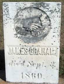 GRAHAM, JAMES - Allamakee County, Iowa   JAMES GRAHAM