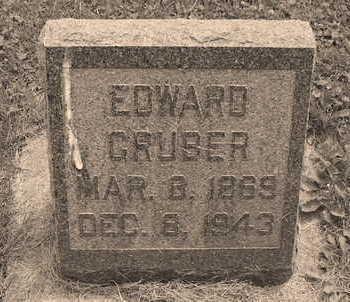 GRUBER, EDWARD - Allamakee County, Iowa | EDWARD GRUBER