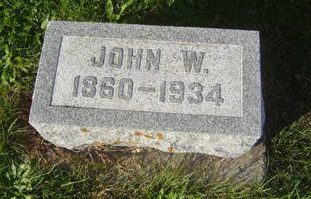 GRUBER, JOHN W. - Allamakee County, Iowa | JOHN W. GRUBER