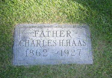 HAAS, CHARLES H. - Allamakee County, Iowa | CHARLES H. HAAS
