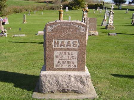 HAAS, JOHANNA - Allamakee County, Iowa | JOHANNA HAAS