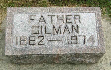 HANSON, GILMAN - Allamakee County, Iowa   GILMAN HANSON