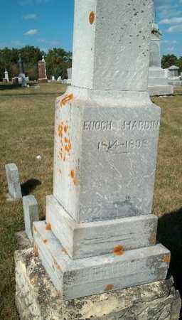 HARDIN, ENOCH - Allamakee County, Iowa | ENOCH HARDIN