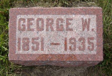HARRIS, GEORGE W. - Allamakee County, Iowa | GEORGE W. HARRIS
