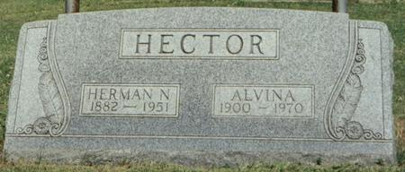 HECTOR, HERMAN - Allamakee County, Iowa | HERMAN HECTOR