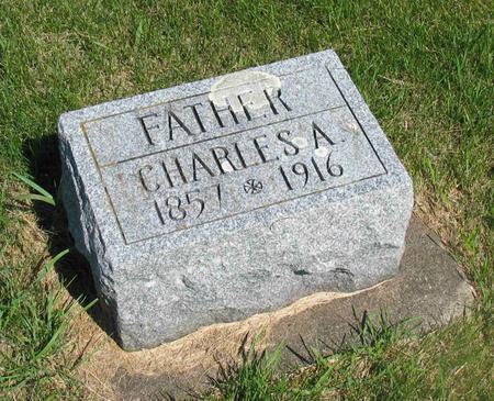 HINMAN, CHARLES A. - Allamakee County, Iowa   CHARLES A. HINMAN