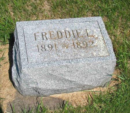 HINMAN, FREDDIE L. - Allamakee County, Iowa   FREDDIE L. HINMAN