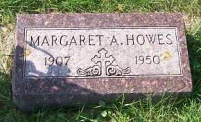 HOWES, MARGARET A. - Allamakee County, Iowa | MARGARET A. HOWES
