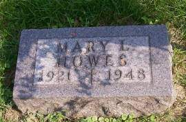 HOWES, MARY L. - Allamakee County, Iowa | MARY L. HOWES