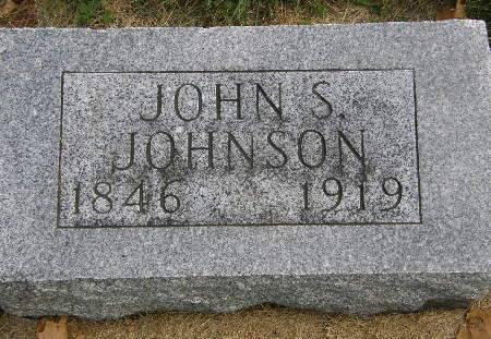 JOHNSON, JOHN S. - Allamakee County, Iowa | JOHN S. JOHNSON