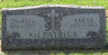KILPATRICK, SARAH - Allamakee County, Iowa   SARAH KILPATRICK