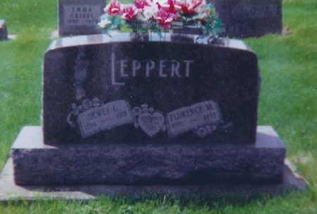 LEPPERT, FLENCE M - Allamakee County, Iowa | FLENCE M LEPPERT
