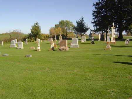LYCURGUS AKA ST. MARY'S - LYCURGUS, CEMETERY - Allamakee County, Iowa | CEMETERY LYCURGUS AKA ST. MARY'S - LYCURGUS