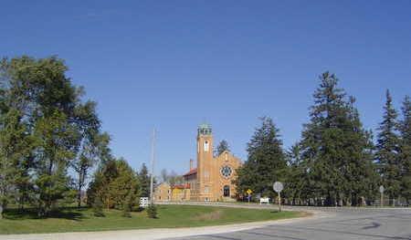 LYCURGUS AKA ST. MARY'S - LYCURGUS, CEMETERY - Allamakee County, Iowa   CEMETERY LYCURGUS AKA ST. MARY'S - LYCURGUS
