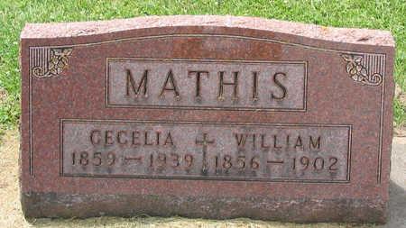 MATHIS, CECELIA - Allamakee County, Iowa | CECELIA MATHIS